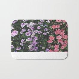 Flower Patch Bath Mat
