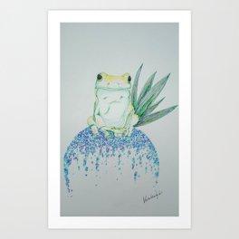 Bringer of fortune Art Print