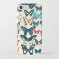 wings iPhone & iPod Cases featuring Wings by Cassia Beck