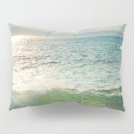 Pā'ako Beach Iridescence Pillow Sham