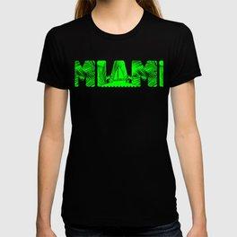 Miami T-Shirt Traveller's Tee T-shirt
