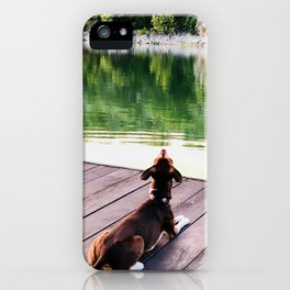 Dog Day iPhone Case