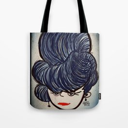 Victorian Lady / Dama Victoriana Tote Bag