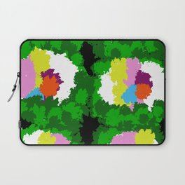 Flowers for Mark Rothko and Cézanne. Laptop Sleeve