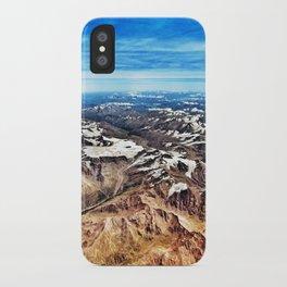 Alps iPhone Case