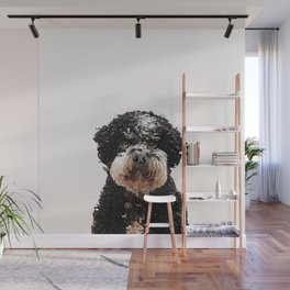 Buster Wall Mural
