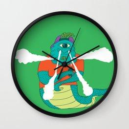 Monsvape Wall Clock