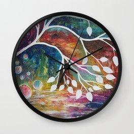 Bird to Flight Wall Clock