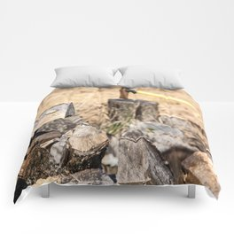 The Chopping Block Comforters