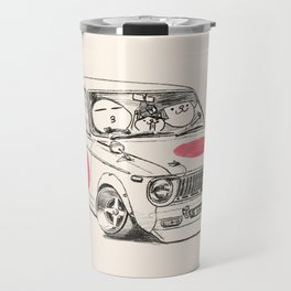 Crazy Car Art 0168 Travel Mug