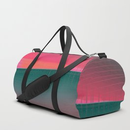 The Sun Sets Duffle Bag