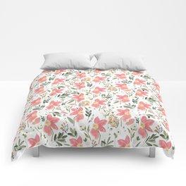 Tropical Glories Comforters