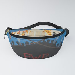 Peasants with Pitchforks Fanny Pack