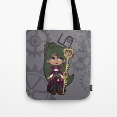 Steampunk Sailor Pluto - Sailor Moon Tote Bag
