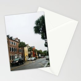 Streets of Charleston Stationery Cards