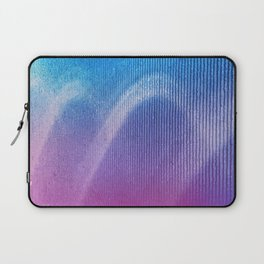 Arcs of Light Through a Rainbow's Edge Laptop Sleeve