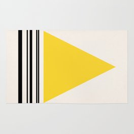 Code Yellow 002 Rug
