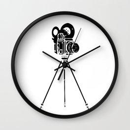 Motion Wall Clock