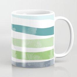 Watercolor stripes Coffee Mug