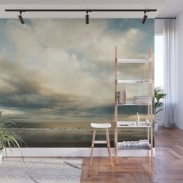 I Dream of Sea Wall Mural