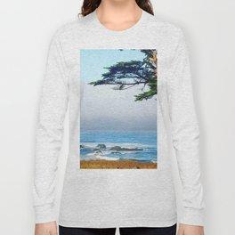 Pacific Ocean Long Sleeve T-shirt