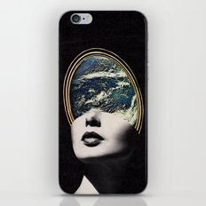 World in your mind iPhone & iPod Skin