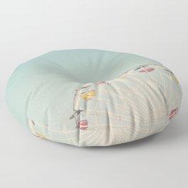 ferris wheels ... Floor Pillow