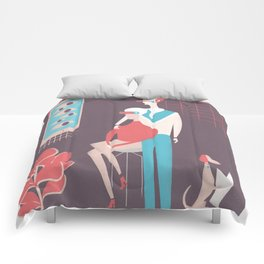 VR FAMILY Comforters
