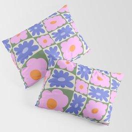 Floral seven Pillow Sham