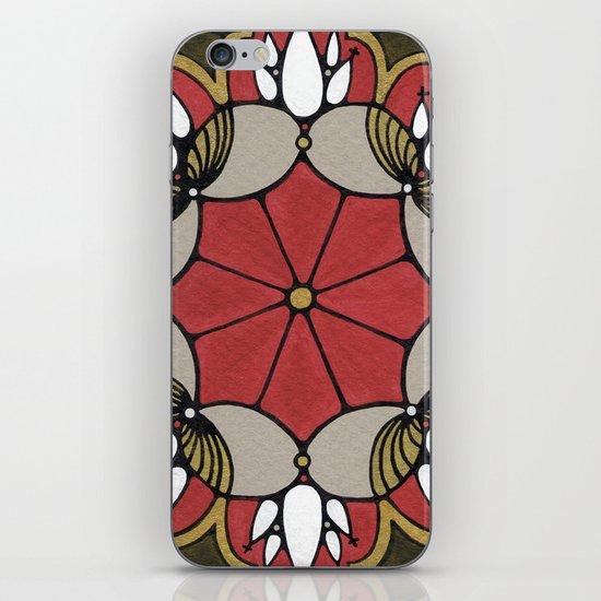 Arabesque n°2 iPhone & iPod Skin