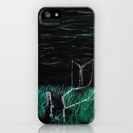 The burden iPhone Case