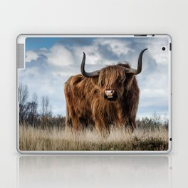 Highlander 2 Laptop & iPad Skin