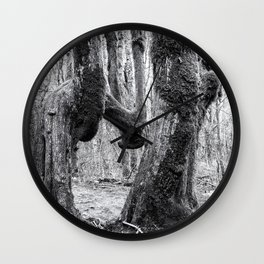The Beauty of Singularity Wall Clock