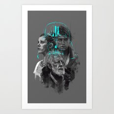 Generations II Art Print