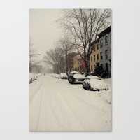 washington dc Canvas Prints featuring washington, dc by Bearbeiten Photography