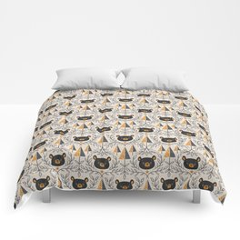 Honey Bears Comforters