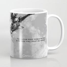 YC Falling Coffee Mug