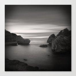 Porto Azzuro I Canvas Print