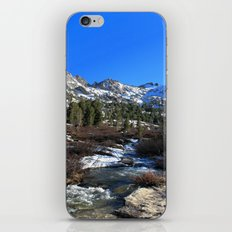 Lamoille Canyon iPhone & iPod Skin