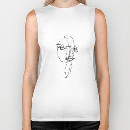 Kate as drawn by Cat Biker Tank