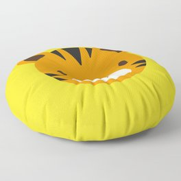 Tilly the Tiger Floor Pillow