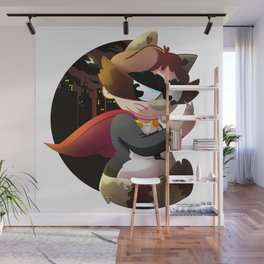 The Coon. Wall Mural