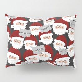 Who's the Real Santa? Pillow Sham