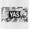 YAS B&W by textboy