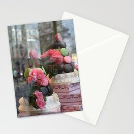 Window Shopping Stationery Cards