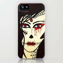 Gitana iPhone Case