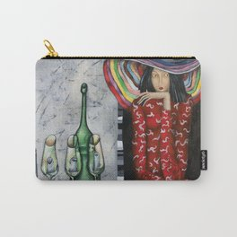 Doubt Carry-All Pouch