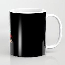 Eat. Sleep. Frisbee. Repeat. Coffee Mug