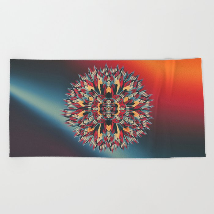 fyrsn Beach Towel