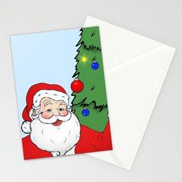 Santa Stationery Cards